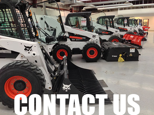 Contact Bobcat of Regina For New & Used Equipment Sales